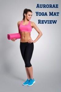 Aurorae Yoga Mat review