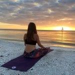 Aurorae Yoga Mat