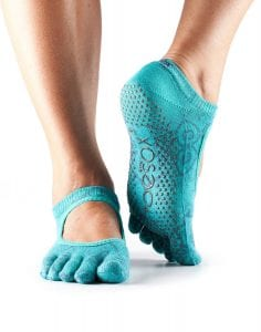 ToeSox Grip Full Toe Bella