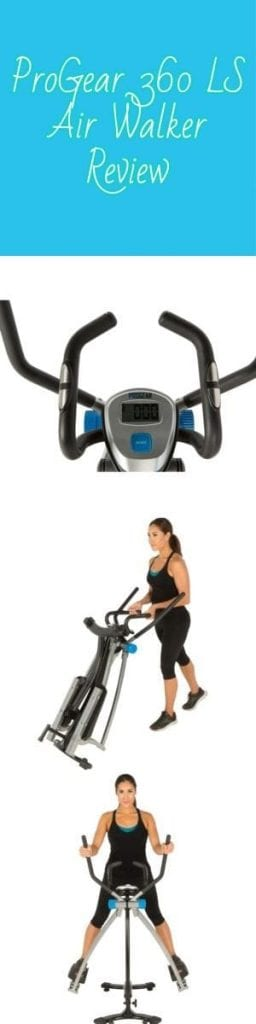 Remove term: ProGear 360 Dual Action Stride Air Walker LS Elliptical ProGear 360 Dual Action Stride Air Walker LS Elliptical