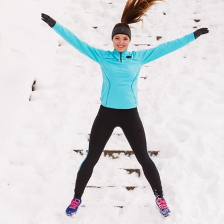 10 Winter Fitness Tips & Tricks