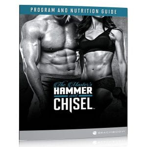 BeachBody Hammer and Chisel Workout