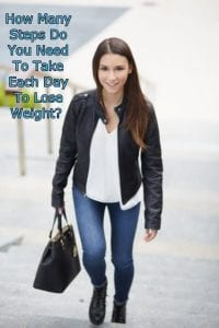 how many steps do you need to take each day to lose weight