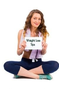 Weight loss tips that work