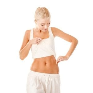 get rid of a muffin top