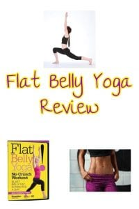 Flat Belly Yoga DVD No Crunch Workout