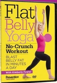Flat Belly Yoga DVD