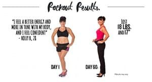 Pound Rock Workout DVD