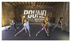 Pound Rockout Workout DVD