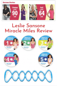 Leslie Sanone Miracle Miles System