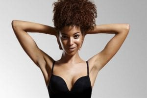 get rid of armpit fat