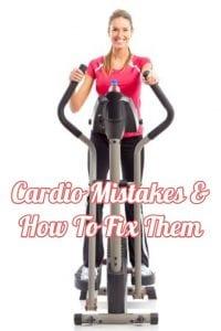 cardio mistakes