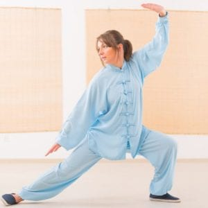 Benefits of Tai Chi exercise