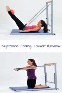 Supreme Toning Tower