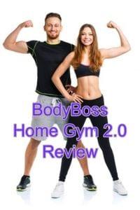 BodyBoss Home Gym 2.0