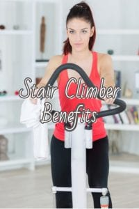 Benefits of the stair climber