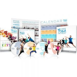 BeachBody 3 Week Yoga Retreat DVD
