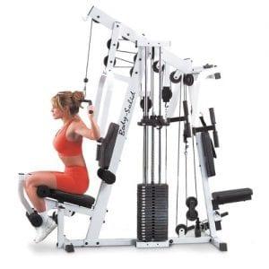 Body Solid StrengthTech EXM2500S Home Gym