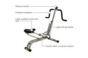 FitRider X Elliptical