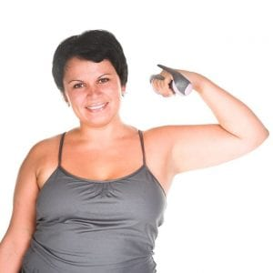 workouts for overweight women