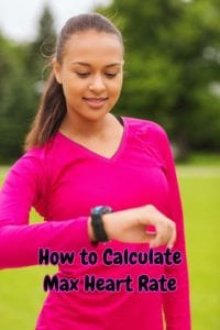 calculate max heart rate