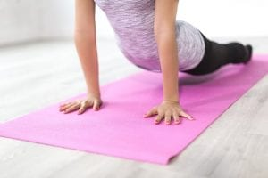 prepare for yoga