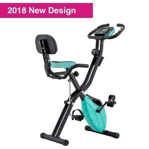 Harvil Foldable Magnatic Exercise Bike