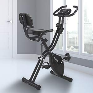 Harvil Foldable Magnetic Exercise Bike review
