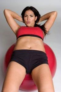 Post pregnancy belly fat