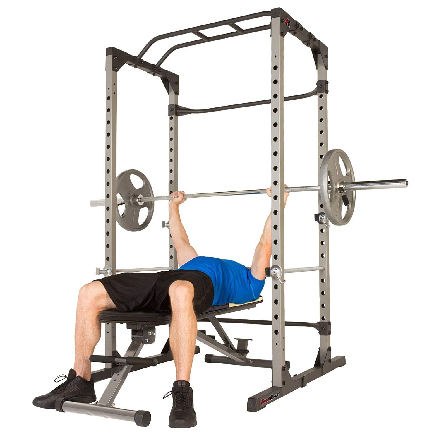 Fitness Reality 810XLT Super Max Power Cage & Weight Bench