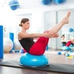 BOSU ball ab exercises