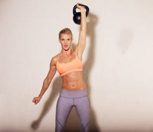 kettlebell exercise for beginners