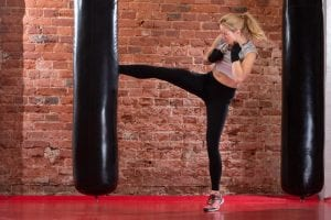 benefits of kickboxing for
