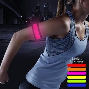 LED Higo Slap Armband