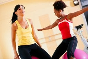 fit exercise into a busy schedule