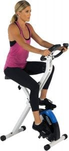 Progear 225 Folding Magnetic Upright Bike