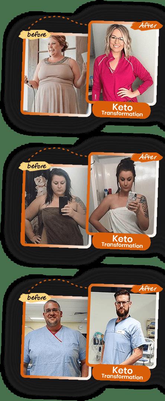 Diet transformation