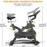 Cyclase Exercise Bike Stationary