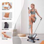 Sportsroyals Stair Stepper for Exercise
