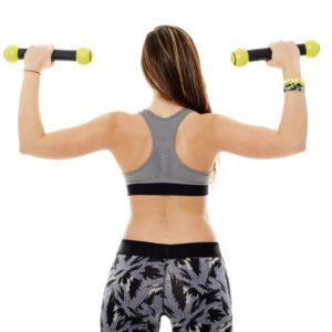beginner workout routine for women with weights
