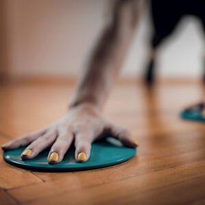 core slider exercises